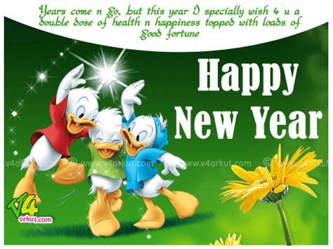 happy new year wishes messages 2011 welcome 2012 animated greetings pictures images