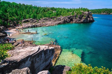 Find Ontario Bruce Peninsula Ontario The Place Canadians You Never Find International