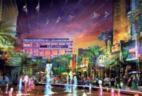 Zip Line Planned For Las Vegas Strip