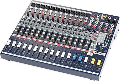 Audio Mixer Soundcraft Efx12 soundcraft efx12 audio mixer 122 channels price in pakist