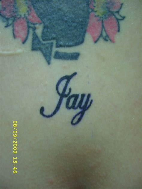 tattoo name jay big tattoo planet community forum tattoosue s album