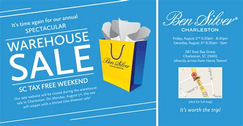 Warehouse Sale by Warehouse Sale The Ben Silver Collection