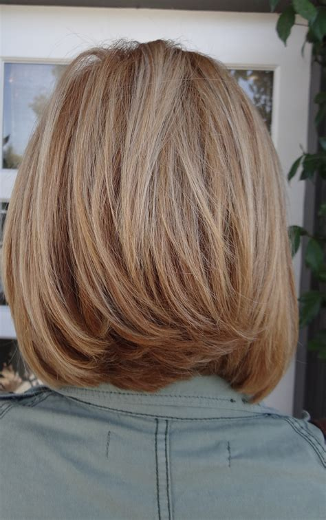 cut and color before and after tone brassy hair neil george