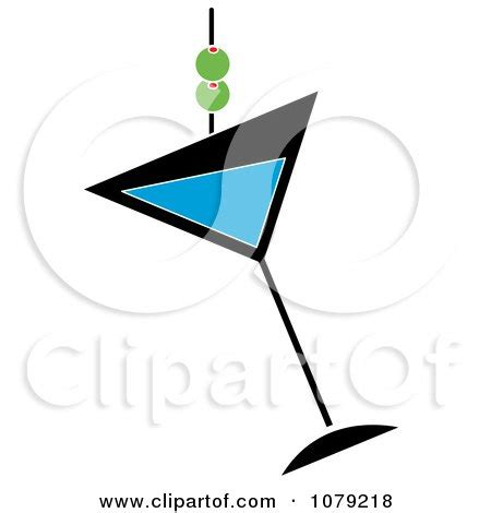 martini olive vector royalty free rf clipart of olives illustrations vector