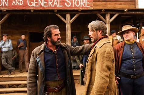 cowboy film with eric cantona review the salvation 15 is comfort food for spaghetti