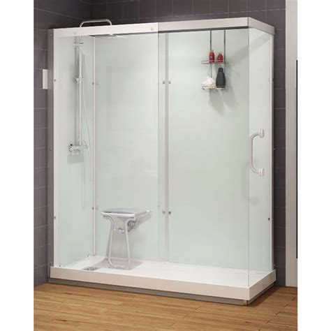 Bathroom Showers Cubicles Kinedo Kinemagic Shower Cubicle With Shower Kit Uk Bathrooms