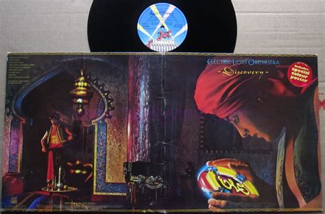 electric light orchestra discovery totally vinyl records electric light orchestra