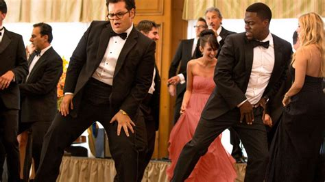 the wedding ringer review kevin hart josh gad in