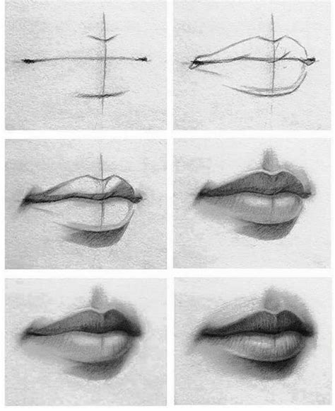 sketchbook shading tutorial best 25 drawing lips ideas on pinterest how to draw