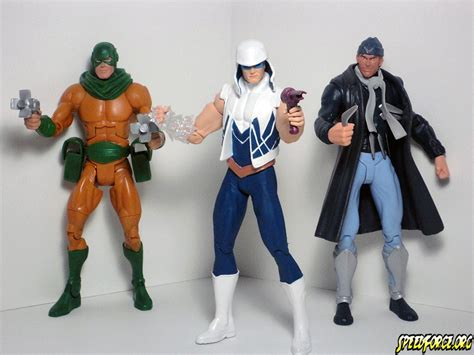 Captain Boomerang Dc Direct dc collectibles new 52 heroes vs villains 7 pack review