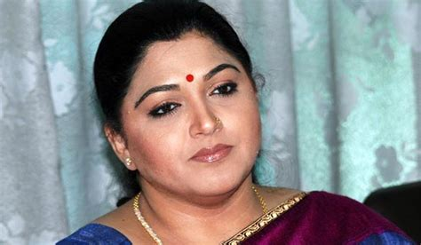 actor kushboo height khushbu suspects cpm s involvement in malayalam actor