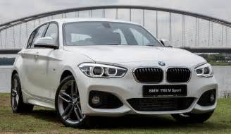 bmw 118i m sport launched in malaysia rm189k