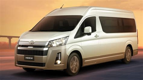 Toyota Hiace 2020 Japan by 2020 Toyota Hiace Introducing