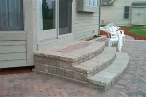 Front Patio Pavers Excellent Patio Step Design Ideas Patio Design 50