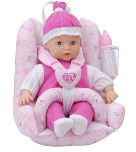 doll booster seat toys r us you me 12 quot baby doll with car seat by toys r us 39 95