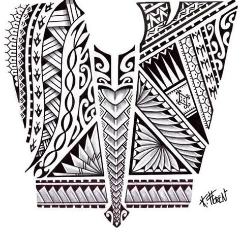 tribal pattern hawaiian hawaiian tribal stencil polynesian tattoos designs and