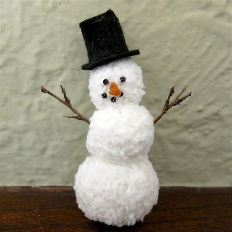 knitted snowman you to see mini knit snowman on craftsy