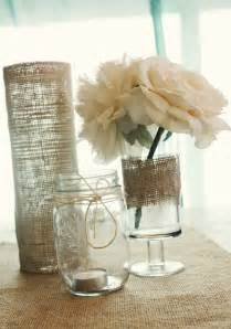 diy rustic centerpieces pin by bryna on reception