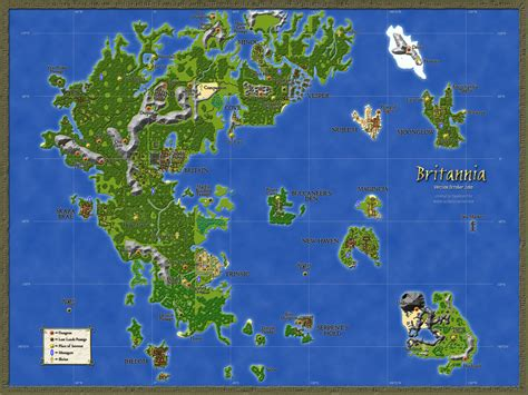 uo map wtb map of sosaria ultima forever ultima renaissance ultima forever