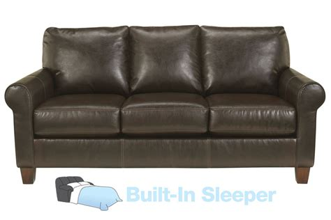 sofa shops in lakeside lakeside leather sleeper sofa at gardner white