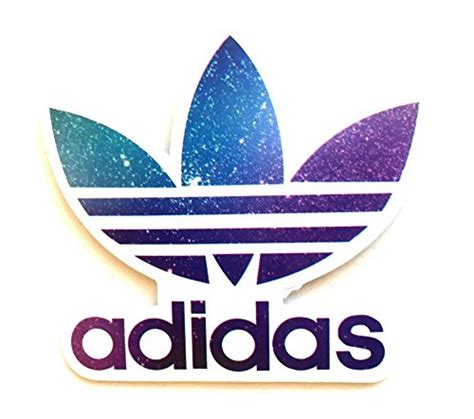 Polobaju Berkerah Logo Adidas Classic adidas trefoil galaxy logo classic original decal stickers buy in kuwait products in