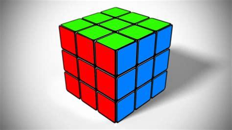 tutorial gambar rubik 3d photoshop how to create a 3 d rubik s cube from scratch