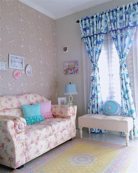 Merk Cat Tembok Shabby Chic 109 motif wallpaper dinding untuk ruang tamu wallpaper