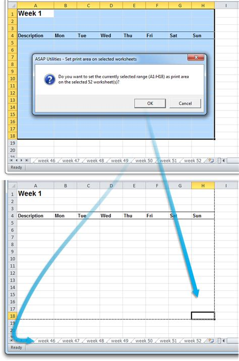 print selected worksheets excel how to select multiple sheets in excel for printing