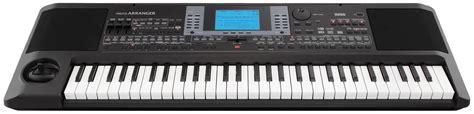 Keyboard Korg Micro Arranger Bekas korg microarranger 61 key professional keyboard arranger and more arrangers at cascio