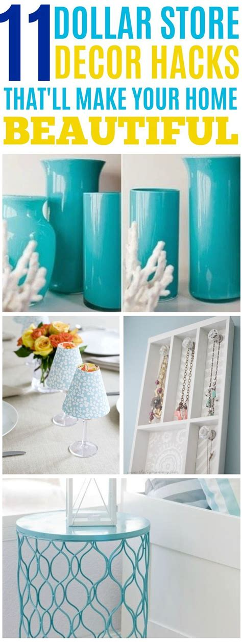 home design hacks 11 dollar store decor hacks to spruce up your home hacks diy dollar stores and store