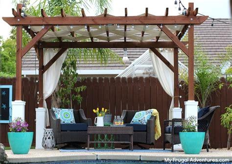 build a simple pergola 8 cool diy pergolas for your garden and backyard