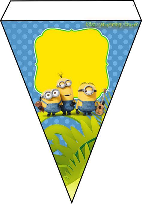 mickey banderines de happy birthday para imprimir gratis minions banderines de happy birthday para imprimir gratis