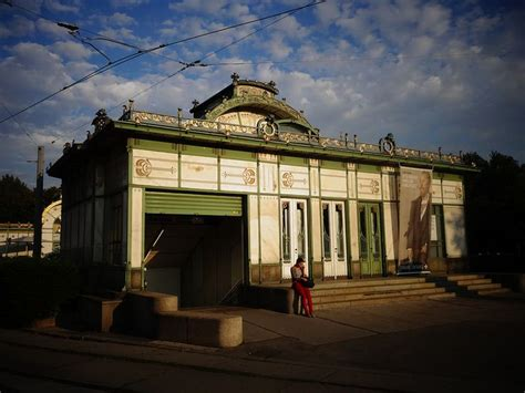 pavillon jugendstil wien 4 bezirk the of historical buildings of vienna