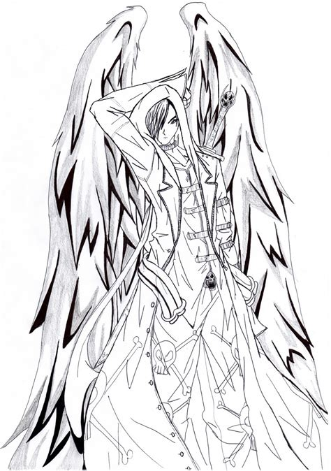 imagenes a lapiz de angeles dibujos a lapiz de angeles www pixshark com images
