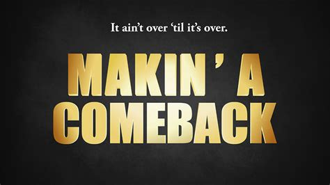 A Comeback by Quot Is Comedy A Comeback Quot By Stand Up Comedy Coach