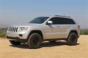 Define Comforts Icon Releases Coil Over Kit For 2010 Up Jeep Grand