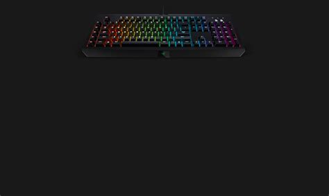 Razer Blackwidow X Chroma Size razer blackwidow chroma v2 mechanical keyboard