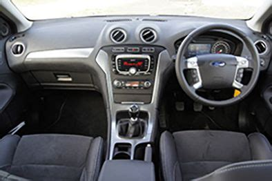 Ford Mondeo 2011 Interior by Ford Mondeo Interior Rev Ie