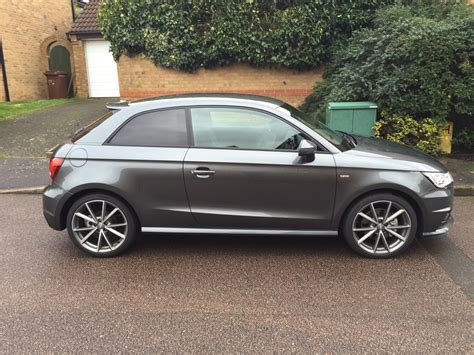 Audi A1 Schwarz by The Audi A1 Forum View Topic Facelift A1 Black Edition