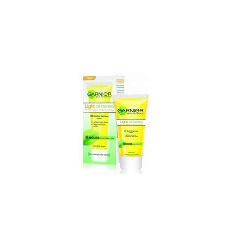 Garnier 20ml garnier light crema matificante dia 20 ml