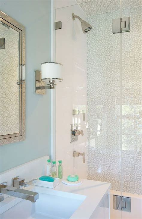 sea foam green bathroom white seafoam green bathroom swank master s quarters