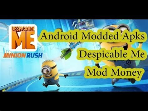 modded apks despicable me minion v1 7 2 free purchase apklinks tk