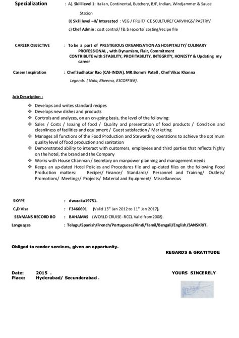 Resume Sle For Embassy Italian Cover Letter 28 Images Sle Resume In Italian