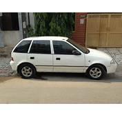 2004 Suzuki Cultus Vxr For Sale In Lahore