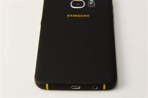 Samsung Galaxy S7 Flat Black samsung galaxy s7 flat matte black skin kit back only