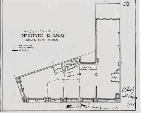 flatiron building floor plan flatiron ladies mile district joseph pell lombardi