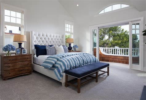Cape Cod California House With Blue And White by Cape Cod California House With Blue And White