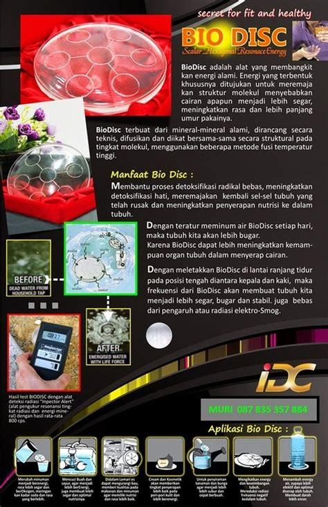 Senter Biodisc biodisc senter terapi biodisc terapi kesehatan