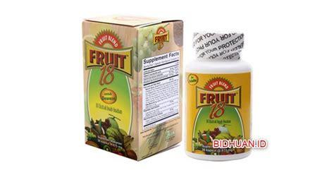 Suplemen Fruit 18 Jr vegeblend dan fruitblend produk suplemen anak dan ragam
