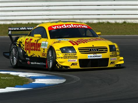Audi Tt Dtm by Audi Tt Dtm 1024 X 768 Wallpaper